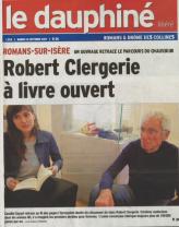 Dauphiné libéré première page